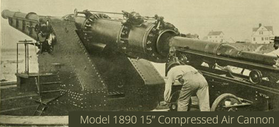 Compressed Air Helping Defend the USA for over Two Hundred Years-0
